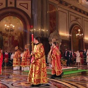 Православные празднуют Пасху – главный праздник христиан