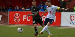 Футболисты Крыльев Советов завоевали право в следующем сезоне выступать в Российской Премьер-лиге