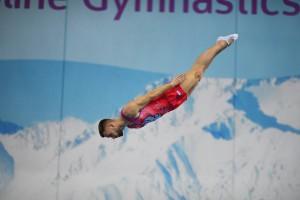 В Сочи состоялся чемпионат Европы по прыжкам на батуте.