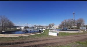 Благодаря реконструкции значительно снизится объем недостаточно очищенных сточных вод, сбрасываемых верик Кривуша.