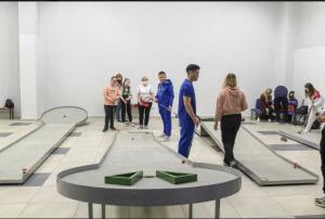 В Тольятти наконец-то появилась своя площадка международного уровня для мини-гольфа
