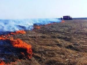 На общей площади 3,49 га, все пожары ликвидированы.