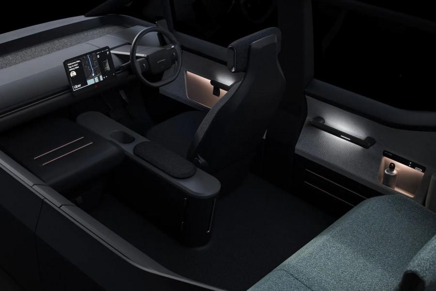 Uber и Arrival разрабатывают электромобиль специально для такси