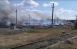 Полицейские обнаружили пожар между железнодорожными путями на станции Шентала
