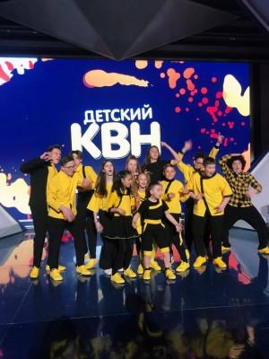 Две самарских команды вышли в полуфинал телевизионной лиги детский КВН