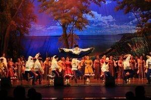 Участие самарского коллектива в праздничном концерте — это пример исторического единения двух народов.