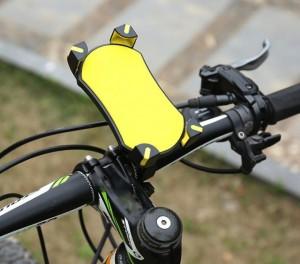 Велопокатушки со смартфоном: как выбрать надежный держатель