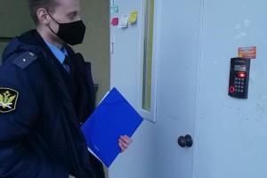 Самарские судебные приставы помогли женщине выселить бывшего мужа