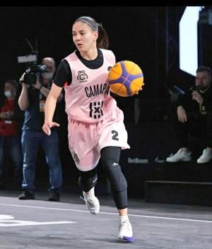 В Хабаровске завершилась женская часть финала чемпионата России по баскетболу 3х3.
