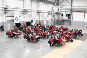 В течение двух дней за звание лучших интеллектуалов боролись около 170 учащихся 8-11 классов из всех регионов Приволжья.