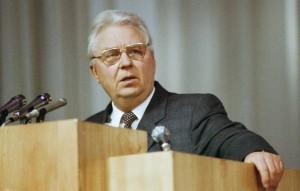 """Знаменит в том числе фразой, сказанной Борису Ельцину, - """"Борис, ты не прав""""."""