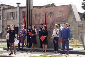 В ОДК-Кузнецов в Самаре в канун Дня Победы чествовали ветеранов