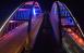 Трехцветное освещение будет видно и с берегов Керченского полуострова.