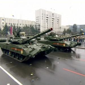 Главный Парад Победы сегодня состоится на Красной площади в Москве
