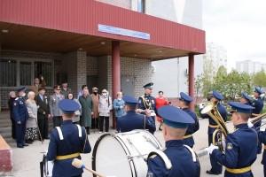 В Самарской области разведчики ЦВО поздравили участников Великой Отечественной войны с Днем Победы