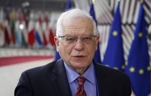 По словам главы дипломатии Евросоюза, отношения с РФ будут рассмотрены на саммите 25 мая.