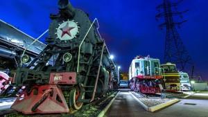 Посетители музея смогут ознакомиться с уникальными паровозами, тепловозами, электровозами, пассажирскими и грузовыми вагонами.