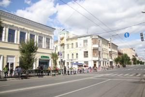 Самарская улица Куйбышева временно станет пешеходной
