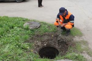 РКС-Самара проверяет частный сектор Октябрьского района на предмет незаконных подключений