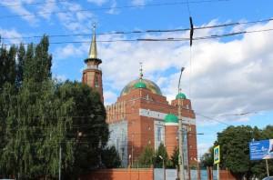В Самарской области мусульмане отмечают праздник Ураза Байрам