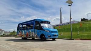 Экскурсионный автобус будет работать на постоянной основе и отправляться в рейс ежедневно.