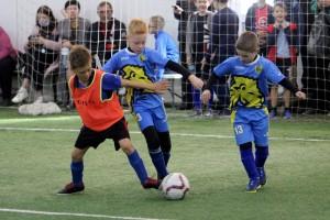 Летний сезон Детской Футбольной Лиги открывается в Самаре