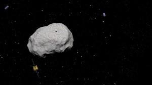К Земле летит астероид размером со Статую Свободы