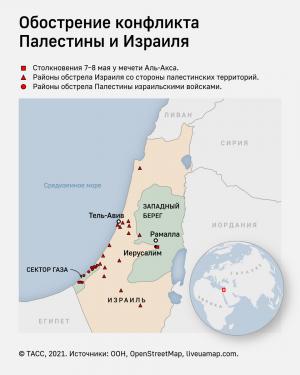 Движение ХАМАС сообщило о нанесении удара по израильскому химзаводу