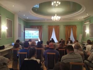 Жители Самарского района присоединились к участию в обучающих семинарах для председателей советов МКД