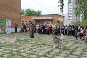 В рамках празднования 30-летия со дня образования Федеральной таможенной службы Российской Федерации.