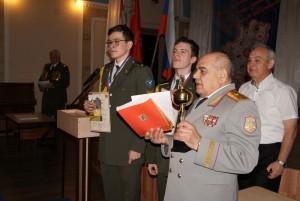 Олимпиада прошла среди членов военно-патриотических клубов и объединений, отрядов «Юнармии», кадетских классов общеобразовательных учреждений СО.