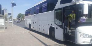 15 мая до 23.30 с интервалом 30 минут от остановки «Самарский филиал Третьяковской галереи» до «Хлебной площади» курсирует специальный бесплатный автобус.