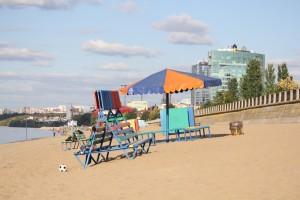 Пляжный сезон в Самаре откроют только 15 июня