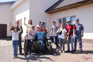 В Самарской области росгвардейцы организовали для своих подшефных военно-патриотическую экскурсию