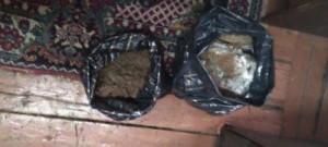 У жителя Шигонского района нашли 260 граммов марихуаны