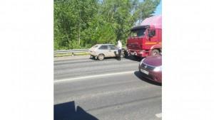 На Южном шоссе в Самаре водитель погиб в ДТП
