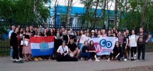 Финал проходит с 15 по 20 мая в Нижнем Новгороде. Всего участие в мероприятии принимают 3500 студентов из 75 регионов России.