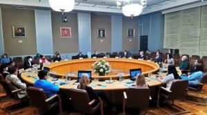В Оренбурге представили лучшие молодежные проекты России и Казахстана в области межнациональных отношений.