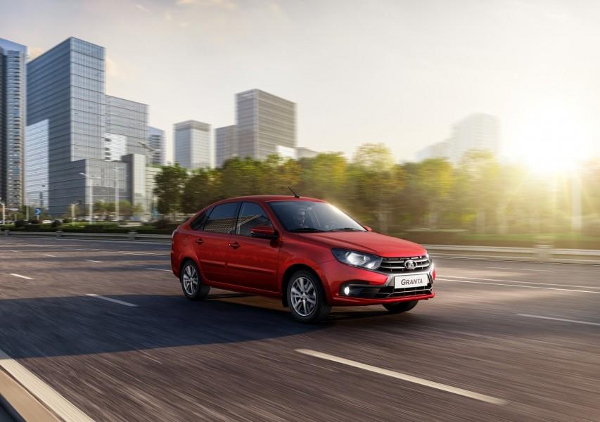 АВТОВАЗ объявляет о старте продаж LADA Granta с новым двигателем мощностью 90 л.с.