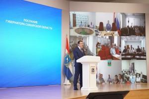 Дмитрий Азаров инициировал новую меру поддержки для поступивших в вузы и ссузы региона.