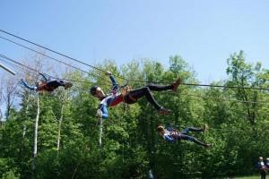 В этом году на восьмую «Туриаду» собрались около 500 участников из всех регионов ПФО.