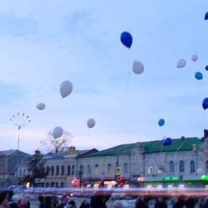 Экологи призывают отказаться от традиции запуска воздушных шаров