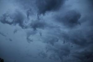 В Самарской области обещают грозу и шквальный ветер