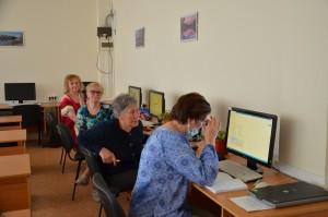 Бесплатные курсы компьютерной грамотности для тольяттинских пенсионеров в ПВГУС востребованы