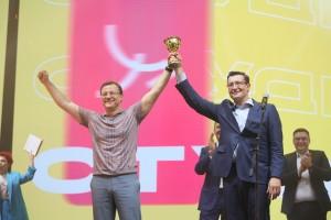 Самара примет юбилейный XXX Фестиваль Российской студвесны в 2022 году