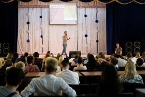 В Поволжском государственном колледже прошла встреча дирекции Молодёжного форума ПФО iВолга-2021 со студентами ссузов Самарской области.