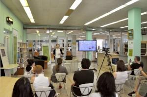 В Самарской областной научной библиотеке открылся региональный центр грамотности