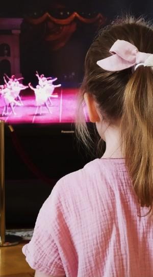Самарский театр оперы и балета приглашает малышей на экскурсию «В гостях у Щелкунчика»