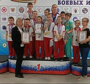 Команда принесла в копилку Самарской области 45 медалей.