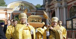 Православные христиане 22 мая вРусской православной церквиотмечают перенесение мощей святителя Николая Чудотворца из города Миры в итальянский Бари.